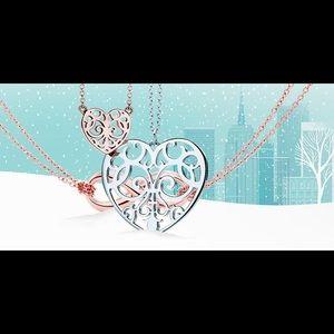 Tiffany's necklace